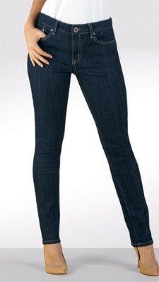Skinny Jean (Dark Wash)