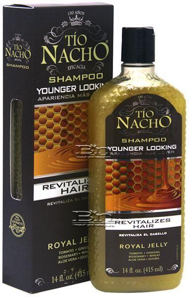 Tio Nacho Tio Nacho Shampoo Younger Looking Revitalizes Hair 14oz