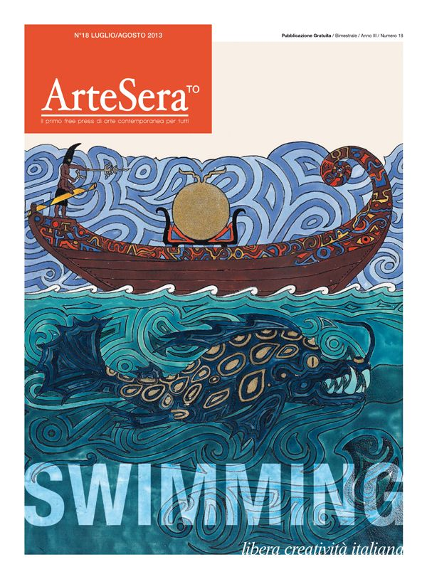 ArteSera n°18 OUT NOW! Ritira la tua copia in città o scaricala dal sito http://www.artesera.it/index.php/archiv