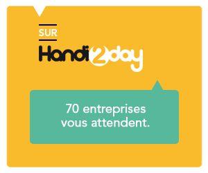 Handi2day, salon de recrutement en ligne dédié au Handicap - Fusion des sites ANPE et ASSEDIC