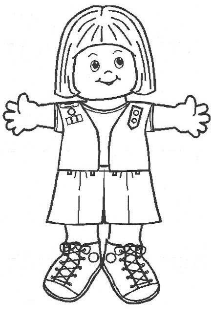 27 best Flat Julia images on Pinterest Daisy girl scouts, Girl - flat stanley template