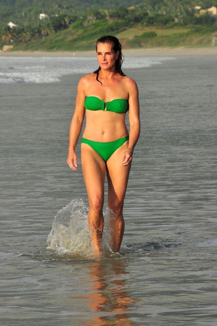 Bikini Brooke Shields nude photos 2019