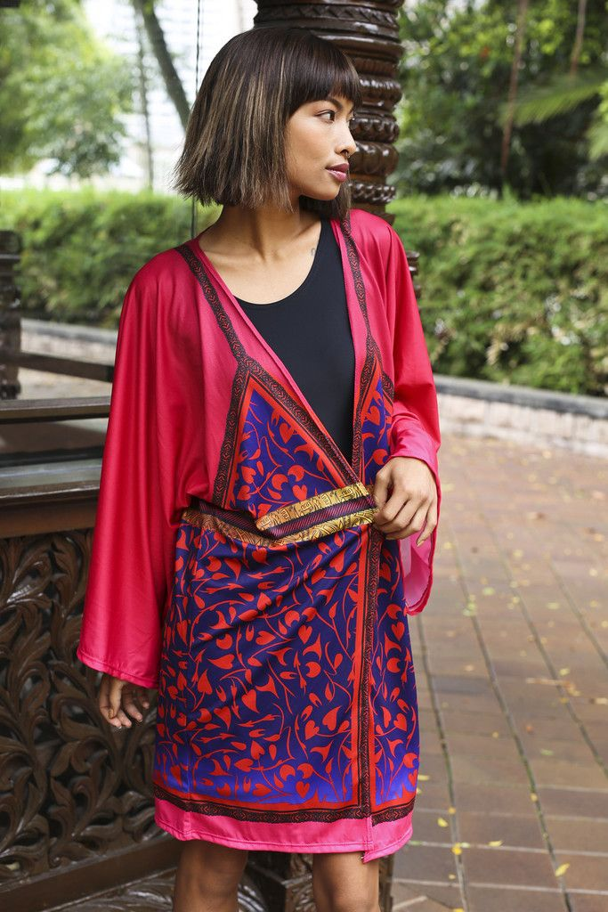 Inara Kimono - $95.00 AUD
