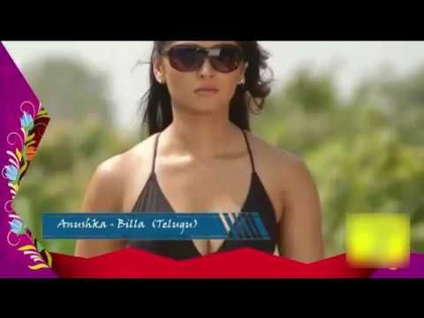 South Indian Actress in Bikini   Nayanthara   Anushka   Samantha and more