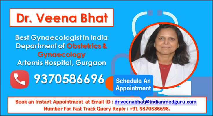 Dr. Veena Bhat Excellent Care and Treatment Options for Endometriosis in India