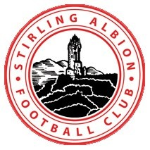 Stirling Albion Football Club Badge