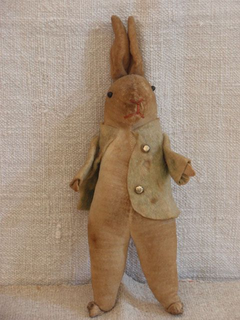 """The Cat Lady Antiques""Baby Products, Stuffed Bunnies, Children Toys, Peter Rabbit, Baby Toys, Eggs Cartons, Antiques Toys, Kids Toys, Cat Lady"