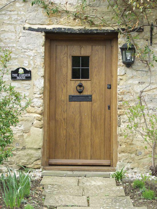 10 Best Oak Doors Images On Pinterest Oak Front Door Cottage Door