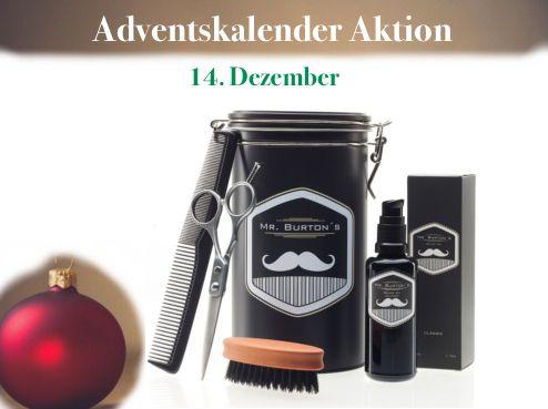 Heute #bestellen und noch rechtzeitig vor #Heiligabend geliefert bekommen, das Mr. Burton´s #BartpflegeSet alsGeschenk für bärtige Männer #ausgefallenegeschenke #coolegeschenke #echtemännergeschenke #geburtstgasgeschenkefürmänner #geschenkefürfreund #geschenkefürmänner #geschenkefürmännerdiealleshaben #geschenkefürmännerzuweihnachten #GeschenkideenFreund #geschenkideenfürmänner #geschenkideenmann #männergeschenke #überraschungsgeschenke #weihnachtsgeschen