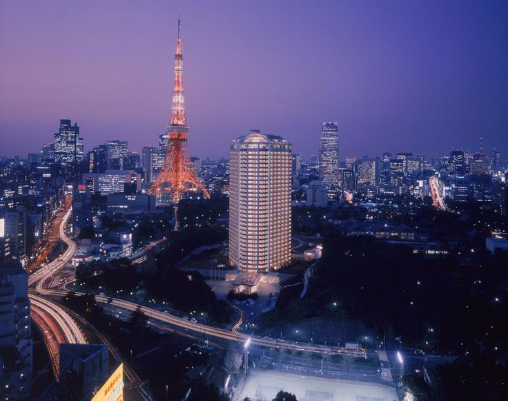 Tokyo Hotel: The Prince Park Tower Tokyo | Official Website