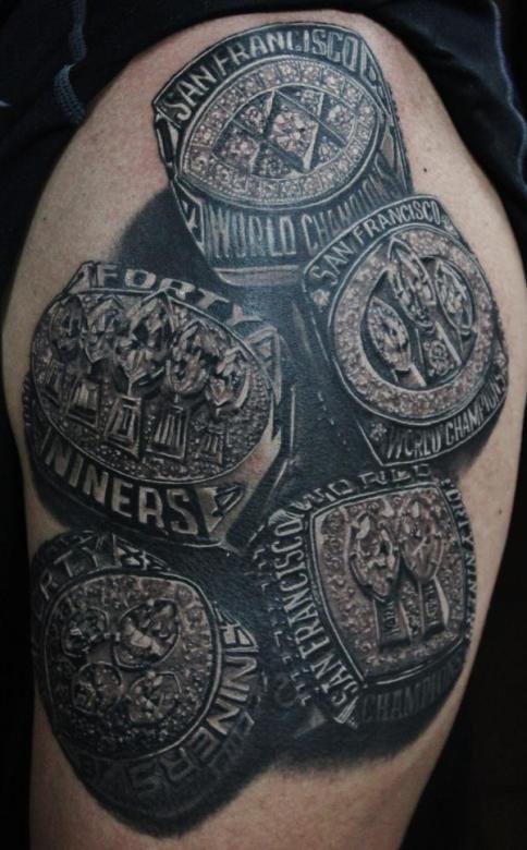 190 best 49er tattoos images on pinterest tattoo ideas san francisco 49ers and cool tattoos. Black Bedroom Furniture Sets. Home Design Ideas