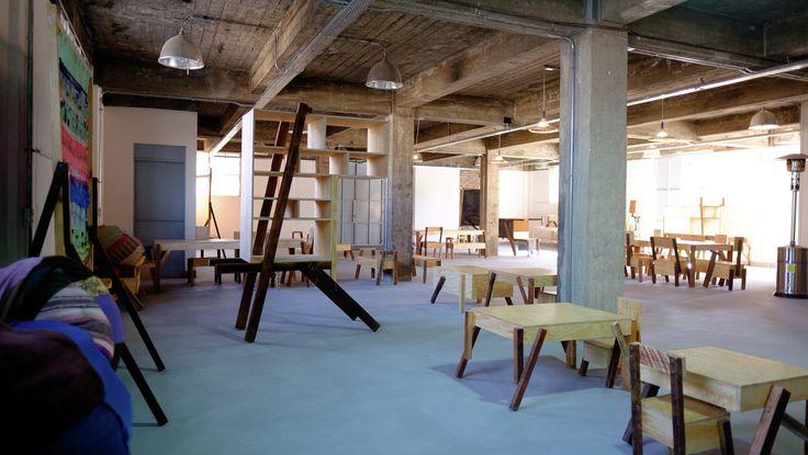 Centro de Creación Infante 1415: El rescate de una industria textil para fomentar la creatividad colectiva,Cortesía de Infante 1415