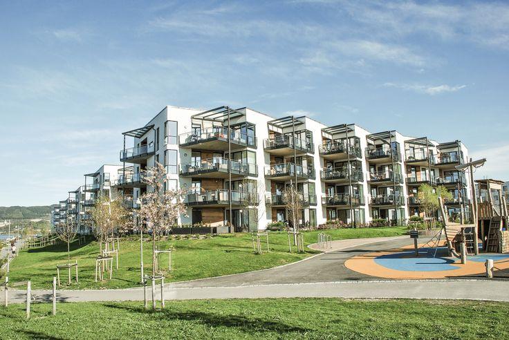 Grilstad Marina B4 (2011) – ARC arkitekter