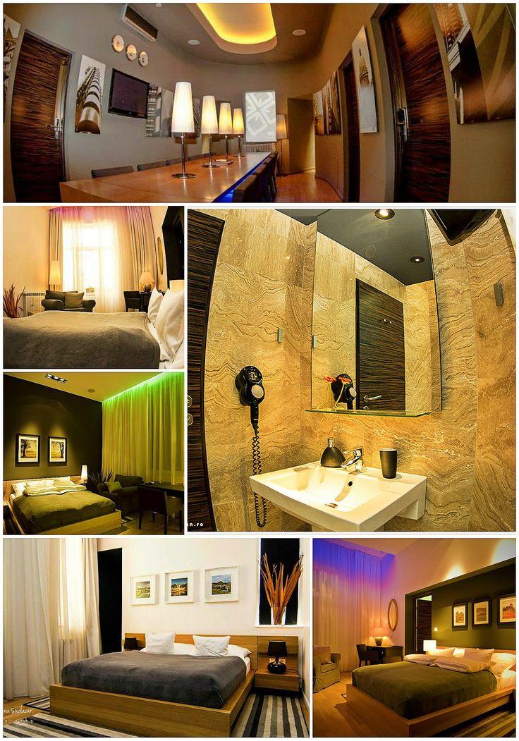 Elegantul Qiu Hotel Rooms este situat într-o zonă liniştită din centrul oraşului Oradea, pe strada pietonală Calea Republicii.  Pentru a oferi o atmosferă exclusivistă, fiecare cameră a hotelului beneficiază de lumină indirectă, mobilier din lemn masiv şi o combinaţie subtilă de culori.