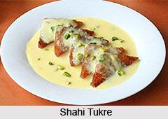 Shahi tukre is a rich mouth-watering Hyderabadi sweet food item. For the recipe visit the page. #recipe #sweet #dessert