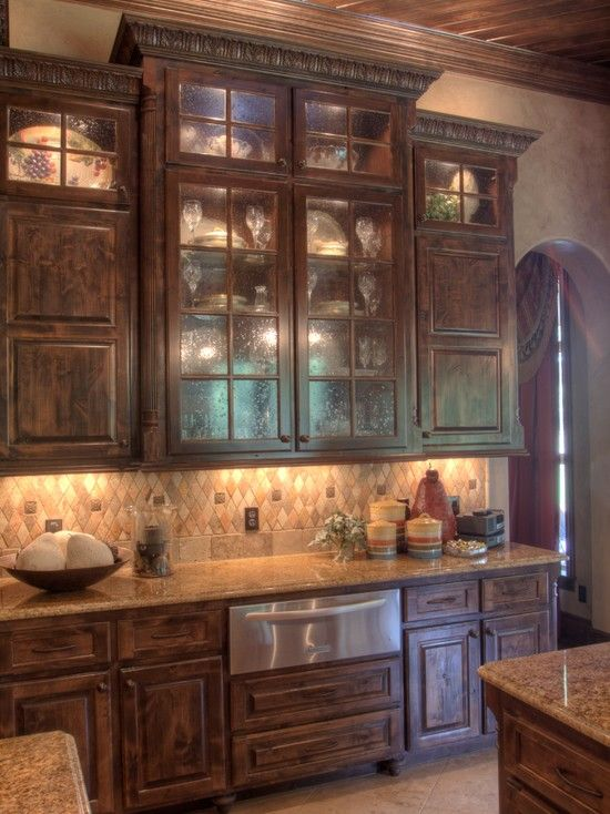 Mediterranean Kitchen Design, Pictures, Remodel, Decor and Ideas - page 54