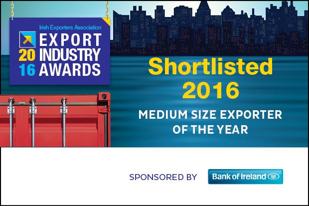 In 2016, Vizor Software was shortlisted for Medium Size.Exporter of the Year Award. Sponsored by Bank of Ireland, the Export Industry Awards are organised by the Irish Exporters Association (IEA) to recognise the remarkable achievements of companies working in the export industry.
