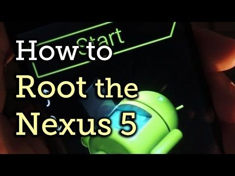 We're answering ... What is Rooting? and How can it help my Nexus 5
