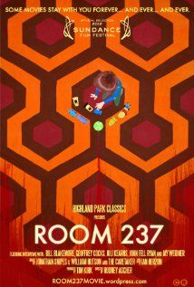 Room 237 (2012), An exploration of various interpretations of Stanley Kubrick's horror film, The Shining (1980).
