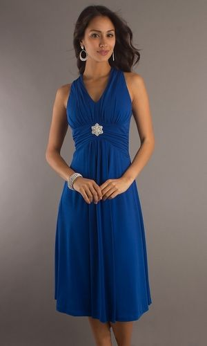 121 best images about Royal Blue Dresses on Pinterest | Formal ...