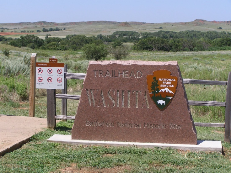 Washita Battlefield National Historic Site Cheyenne OK Right Across From My Memaws House