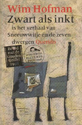 Max Velthuijs-prijs 2013 voor Wim Hofman   Literatuur Nieuws   Literatuurplein.nl