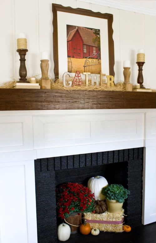 Fireplace Display Ideas 111 best mantels & off-season fireplace displays images on