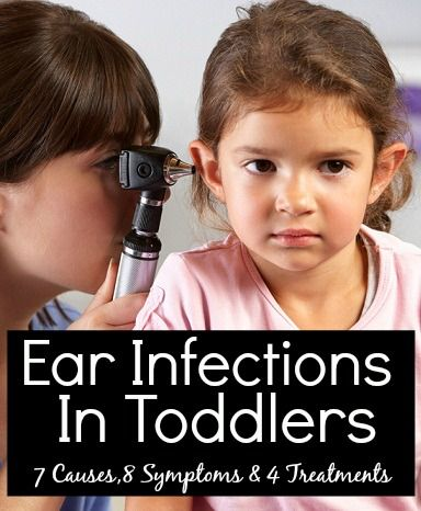 Ear Infections In Toddlers - 7 Causes,8 Symptoms & 4 Treatments You Should Be Aware Of