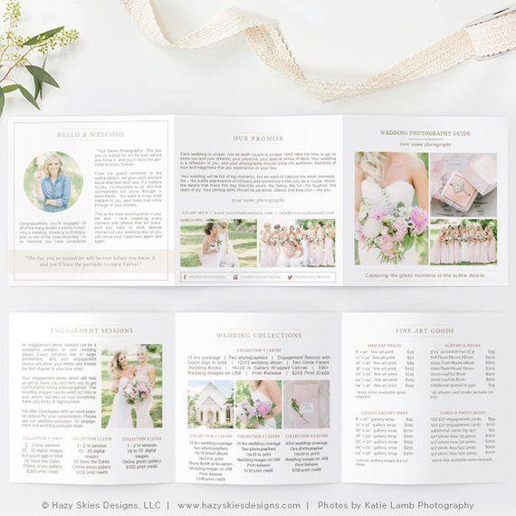 Wedding Welcome Packet, Wedding Photography Marketing, Wedding