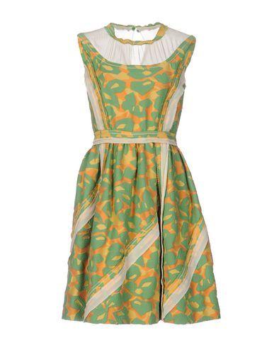 Prada ミニワンピース・ドレス レディース | YOOXで世界のファッションをオンラインショッピング