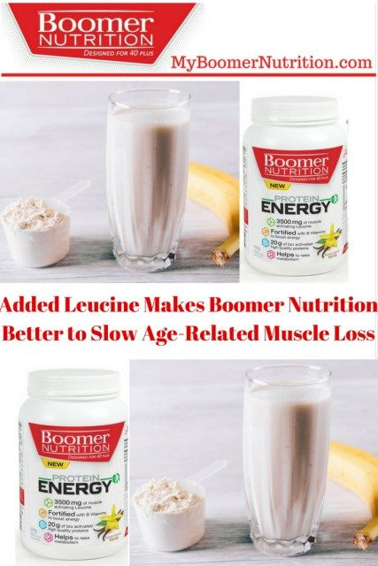 Added leucine makes Boomer Nutrition Better to Slow Age-related Muscle Loss_PIN