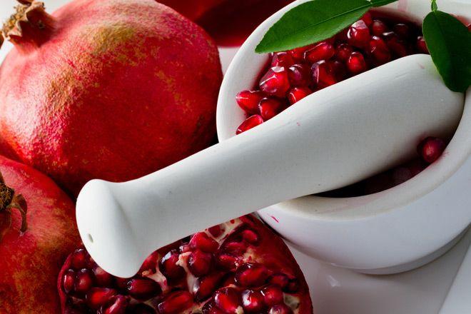 Granátové jablko – symbol krásy a zdraví