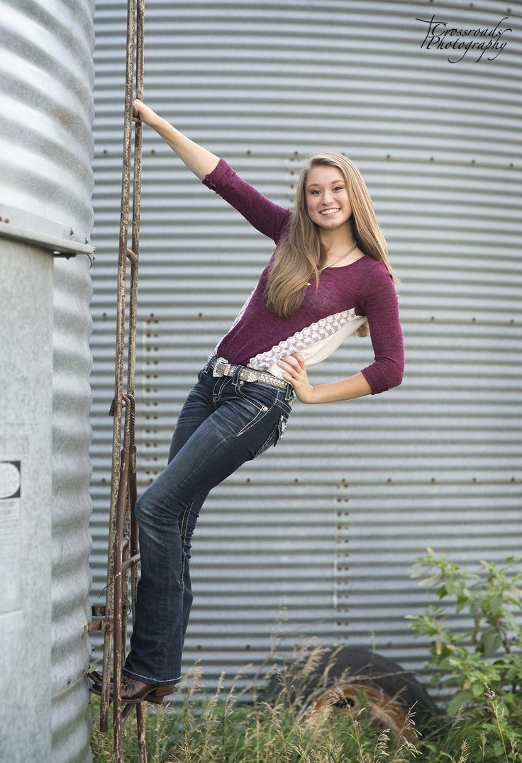 blonde teen farm girls