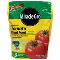 Scotts Miracle Gro - Mg For Tomatoes  For Tomatoes and All Vegetables Double Feeding Action, Feeds Through Both The Roots and Leaves Starts To Work Instantly, Promotes Quick and Beautiful Results