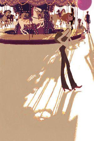 メリーゴーランドMerry-go-round