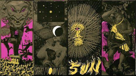 001 Martin Sharp, Psychedelic tarot deck, 1967 Martin sharp