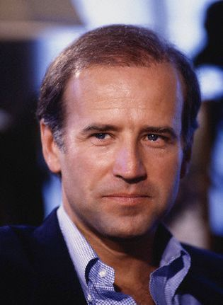Jo Biden, who was once a member of the U.S.Senate.