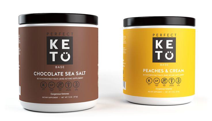 Perfect Keto Base Exogenous Ketones BHB Salts