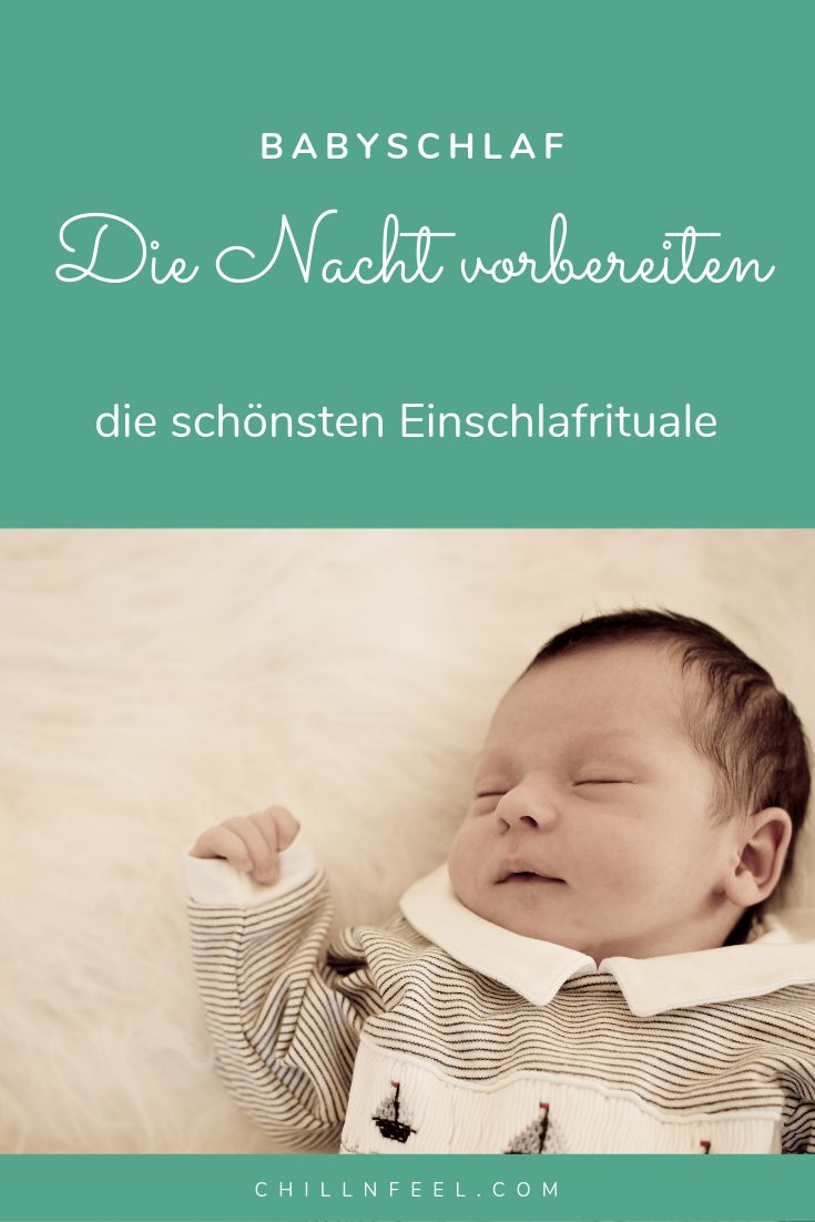 Die schönsten Schlafrituale für Ihr Baby! Zeigen Sie Ihrem Baby früh, w …   – Baby