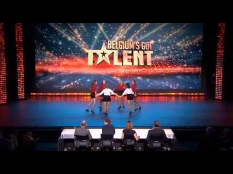 Fantastisch mooi   de tapdans van Irish Fusion VTM