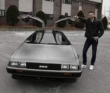 Dentaltown - Great Scott! Stoughton Pediatric Dentist Derek Zurn, DDS, MS drives a DeLorean