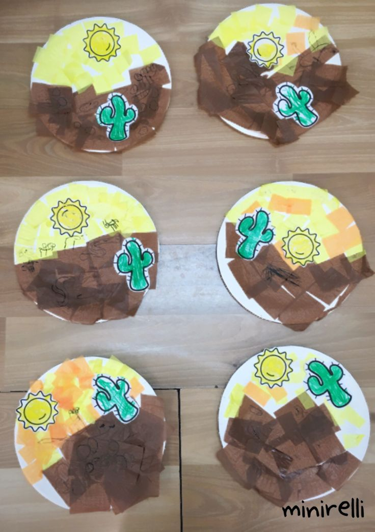 Throughout this summer we were super hot and learning about the desert made us hotter! We created our own desert scenes in order to learn more about such an arid and unforgiving place! You may need…