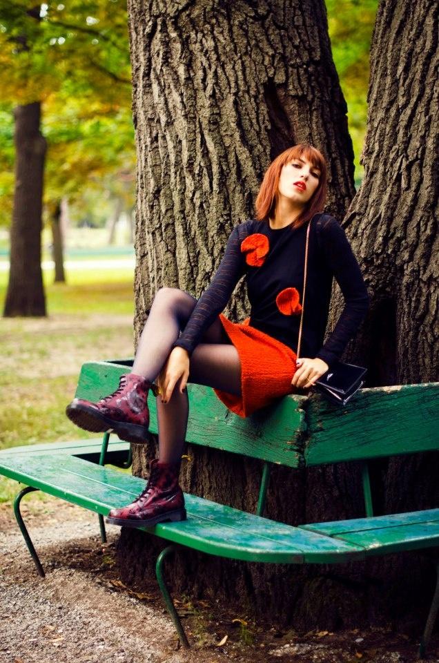 Dina Roud Nude Photos 2