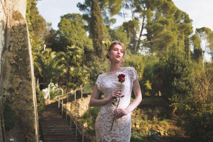 "The sicilian beauty..  "" dress by #lebaobab  Styling : Margherita Venturoni Hair stylist: Luigi gentile Make up: Camilla iacobitti  Today on http://ift.tt/2rp9TwH"