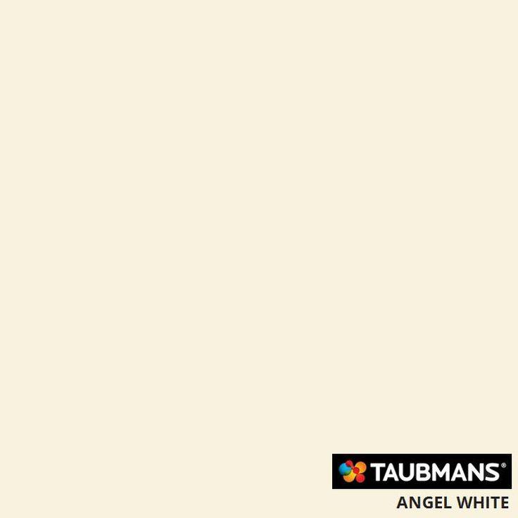 #Taubmanscolour #angelwhite