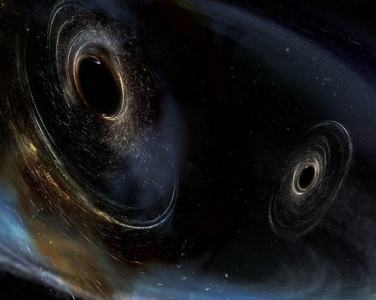 Ez már betonbiztos bizonyíték Einstein sejtésére. Ezek az eddigi legtávolabbiak, megerősítik a fekete lyukak egy új családjának létezését. A felfedezésben most is részt vettek magyar kutatók.