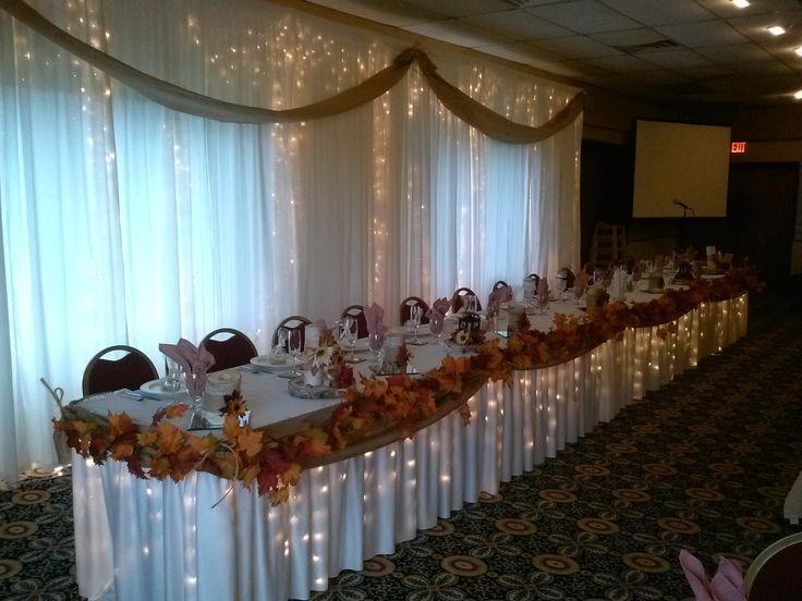 Cliff restaurant wedding
