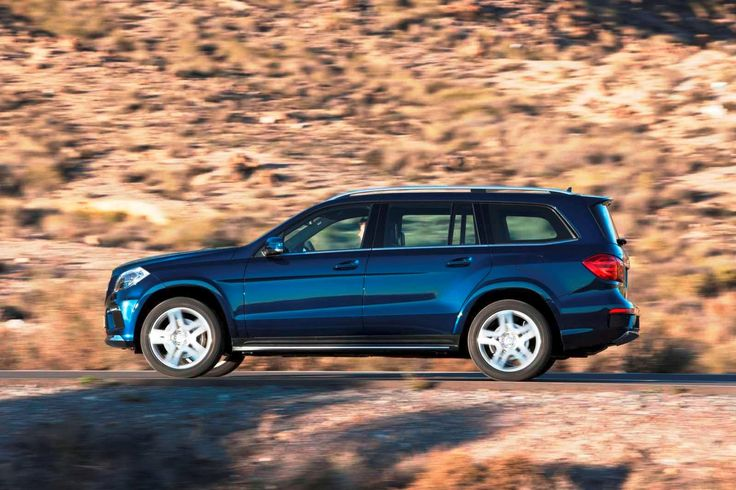 2016 Mercedes-Benz GL350 BlueTEC 4MATIC SUV Modification Sports