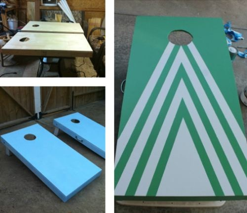 corn hole boards - Cornhole Design Ideas