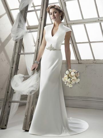vestidos para novia sencillos para el civil - Buscar con Google